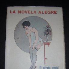 Libros antiguos: 1930 - BALZAC - EL PECADO VENIAL - LA NOVELA ALEGRE. Lote 53964681