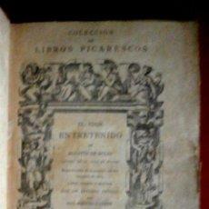 Libros antiguos: EL VIAJE ENTRETENIDO. AGUSTIN DE ROJAS. Lote 53980744