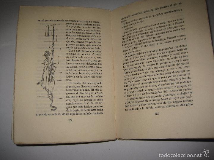 Libros antiguos: KORAN DE AMOR - NOVELA EROTISMO - JUAN G. OLMEDILLA - VER DIBUJOS - (V- 5235) - Foto 10 - 56258469