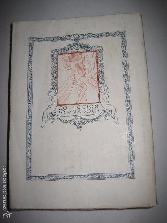Libros antiguos: KORAN DE AMOR - NOVELA EROTISMO - JUAN G. OLMEDILLA - VER DIBUJOS - (V- 5235) - Foto 12 - 56258469