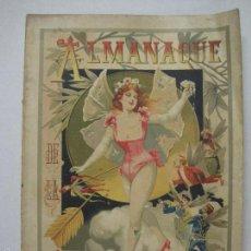 Libros antiguos: LA SAETA - ALMANAQUE 1903 - EROTISMO ... - VER FOTOS - (V-5506). Lote 56701200