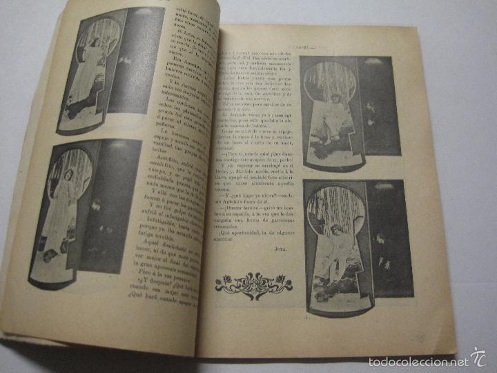 Libros antiguos: LA SAETA - ALMANAQUE 1903 - EROTISMO ... - VER FOTOS - (V-5506) - Foto 5 - 56701200