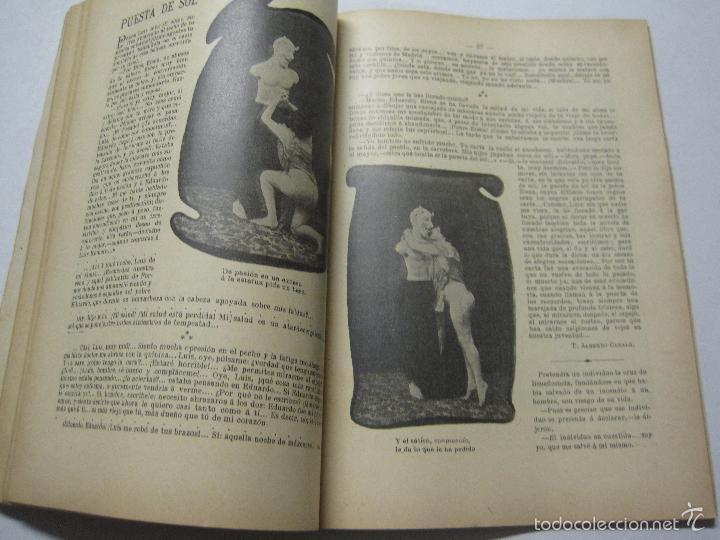 Libros antiguos: LA SAETA - ALMANAQUE 1903 - EROTISMO ... - VER FOTOS - (V-5506) - Foto 6 - 56701200