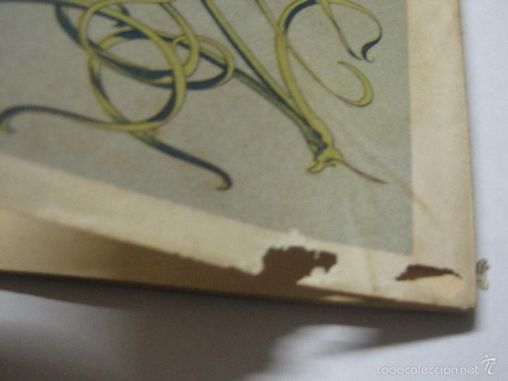 Libros antiguos: LA SAETA - ALMANAQUE 1903 - EROTISMO ... - VER FOTOS - (V-5506) - Foto 10 - 56701200