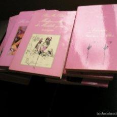 Libros antiguos: SUPER LOTE NOVELA EROTICA FOTOS DE TODOS LOS TITULOS. Lote 59693095