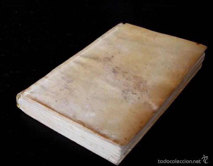Libros antiguos: Raro - Venecia, 1578 - Aquiles Tacio: Leucipa y Clitofonte - Novela Erótica Bizantina - Pergamino - Foto 3 - 60379143