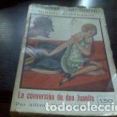 Libros antiguos: LA CONVERSIÓN DE DON JUANITO . Lote 63690647