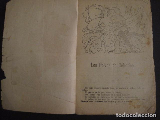 Libros antiguos: NOVELA GALANTE -NUM.163-BIS - LOS POLVOS DE CELESTINA-EROTISMO ANTIGUO-VER FOTOS Y MEDIDA-(V-7581) - Foto 2 - 67519233