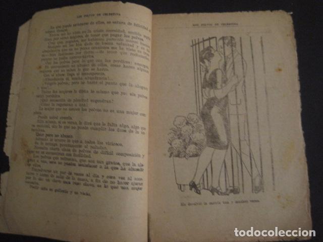 Libros antiguos: NOVELA GALANTE -NUM.163-BIS - LOS POLVOS DE CELESTINA-EROTISMO ANTIGUO-VER FOTOS Y MEDIDA-(V-7581) - Foto 3 - 67519233