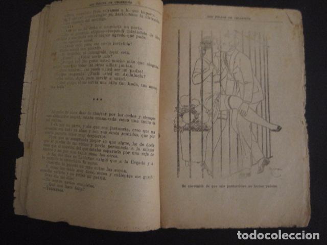 Libros antiguos: NOVELA GALANTE -NUM.163-BIS - LOS POLVOS DE CELESTINA-EROTISMO ANTIGUO-VER FOTOS Y MEDIDA-(V-7581) - Foto 4 - 67519233