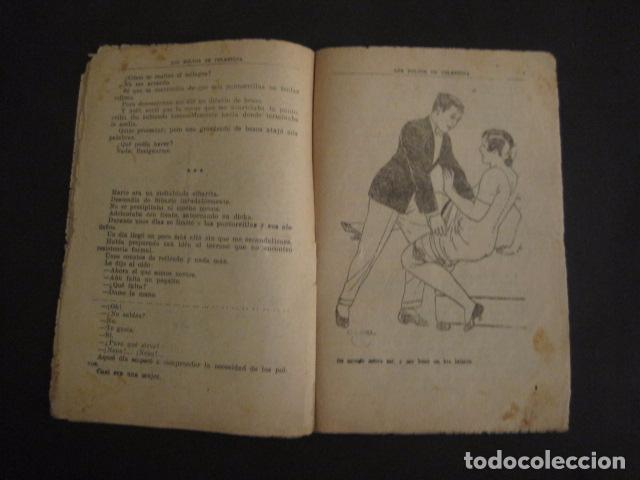 Libros antiguos: NOVELA GALANTE -NUM.163-BIS - LOS POLVOS DE CELESTINA-EROTISMO ANTIGUO-VER FOTOS Y MEDIDA-(V-7581) - Foto 5 - 67519233
