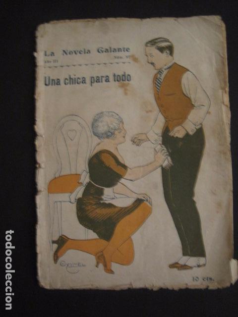 Novela Galante Num 97 Una Chica Para Todo E Comprar