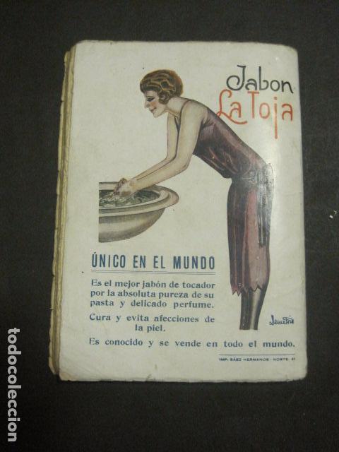 Libros antiguos: ILUSTRACIONES DE PENAGOS - LA NOVELA DE NOCHE- MAS FUERTE QUE LA MUERTE -VER FOTOS(V-10.712) - Foto 16 - 84724328
