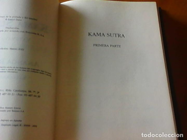 Libros antiguos: EL KAMASUTRA - ANANGA RANGA - Foto 4 - 86357900