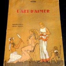 Libros antiguos: EDICIONES NILSSON, PARIS, 1920, ACUARELAS EDITH FOLLET. Lote 87207564