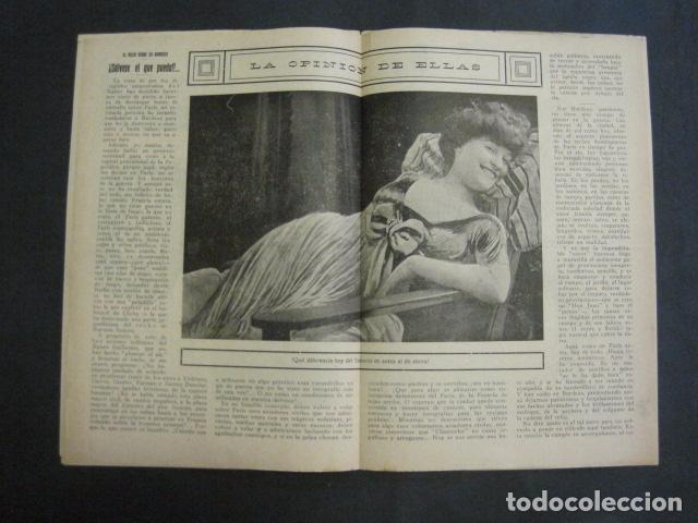 Libros antiguos: EL VIEJO VERDE - CRONICA MUNDANA - NUM. 20 - NOVIEMBRE 1914 - MADRID -VER FOTOS-(V- 11.638) - Foto 5 - 89849664