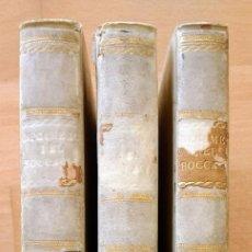 Libros antiguos: EL DECAMERON BOCCACCIO. Lote 90086012