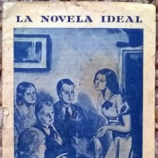 Libros antiguos: LA NOVELA IDEAL Nº 355 EN FAMILIA. Lote 96424683