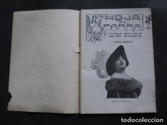 Libros antiguos: ALMANAQUE REVISTA EROTICA - HOJA DE PARRA - AÑO 1915 -VER FOTOS - (V- 11.892) - Foto 2 - 97310035