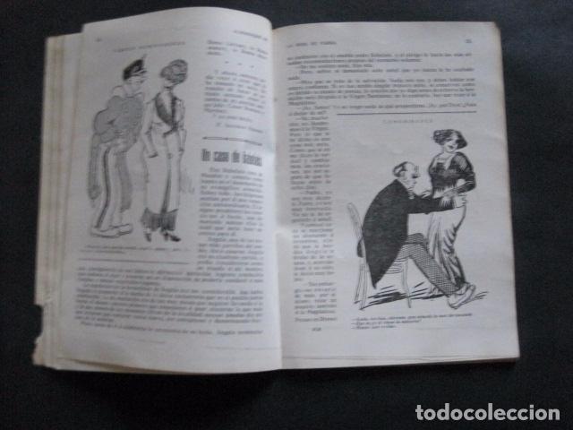 Libros antiguos: ALMANAQUE REVISTA EROTICA - HOJA DE PARRA - AÑO 1915 -VER FOTOS - (V- 11.892) - Foto 6 - 97310035