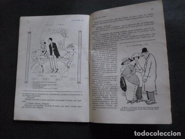 Libros antiguos: ALMANAQUE REVISTA EROTICA - HOJA DE PARRA - AÑO 1915 -VER FOTOS - (V- 11.892) - Foto 8 - 97310035