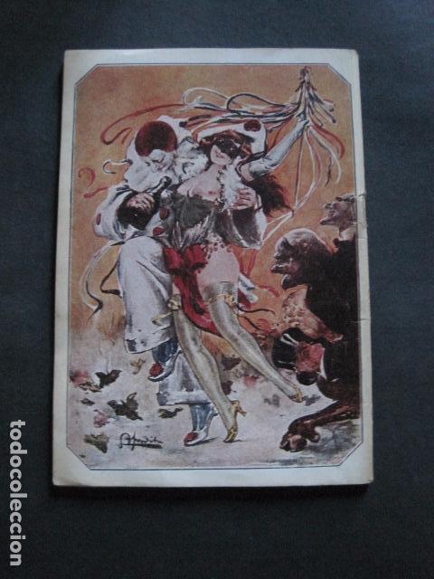 Libros antiguos: ALMANAQUE REVISTA EROTICA - HOJA DE PARRA - AÑO 1915 -VER FOTOS - (V- 11.892) - Foto 10 - 97310035