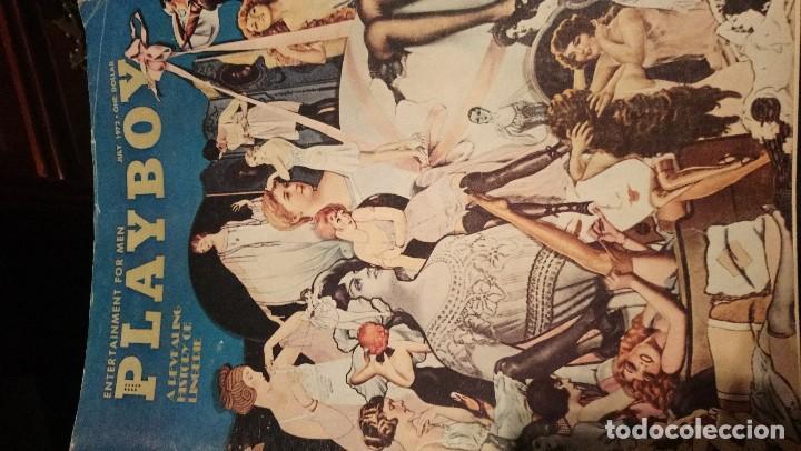 PLAYBOY EDICIÓN ESTADOS UNIDOS NÚMERO DE JULIO DE 1972 (Libros antiguos (hasta 1936), raros y curiosos - Literatura - Narrativa - Erótica)