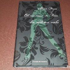 Libros antiguos: EL CUADERNO DE ROSA/ LA SEPTIMA NOCHE ALINA REYES CÍRCULO NOVELA ERÓTICA . Lote 103311663