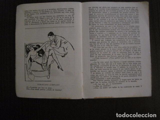 Libros antiguos: ALMANAQUE LA NOVELA PICARESCA - AÑO 1927 - EROTICA·MUY ILUSTRADO.-VER FOTOS -(V-12.702) - Foto 4 - 104067043