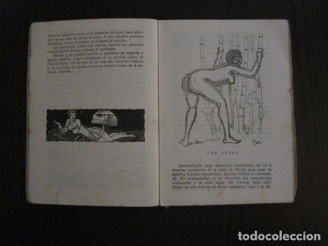 Libros antiguos: ALMANAQUE LA NOVELA PICARESCA - AÑO 1927 - EROTICA·MUY ILUSTRADO.-VER FOTOS -(V-12.702) - Foto 6 - 104067043