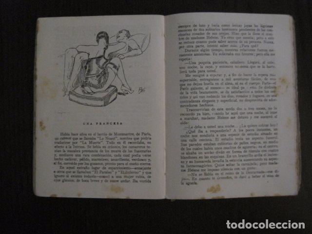 Libros antiguos: ALMANAQUE LA NOVELA PICARESCA - AÑO 1927 - EROTICA·MUY ILUSTRADO.-VER FOTOS -(V-12.702) - Foto 7 - 104067043