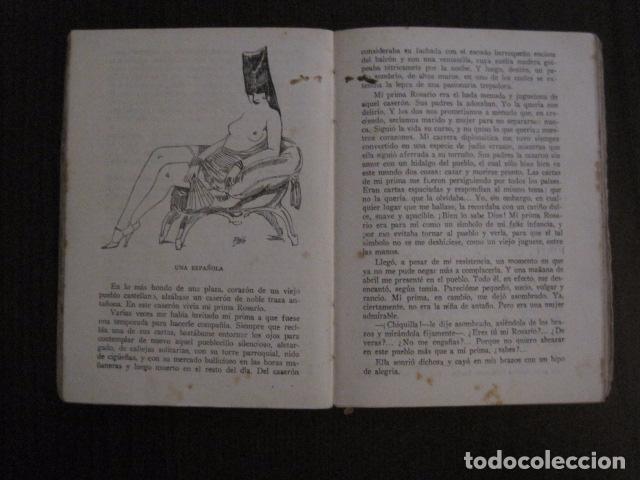 Libros antiguos: ALMANAQUE LA NOVELA PICARESCA - AÑO 1927 - EROTICA·MUY ILUSTRADO.-VER FOTOS -(V-12.702) - Foto 8 - 104067043