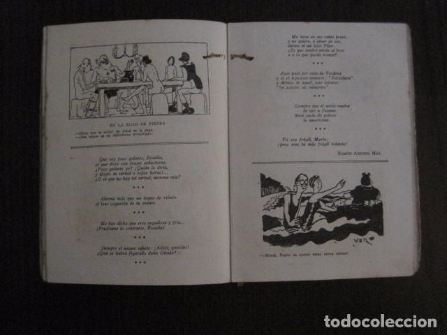 Libros antiguos: ALMANAQUE LA NOVELA PICARESCA - AÑO 1927 - EROTICA·MUY ILUSTRADO.-VER FOTOS -(V-12.702) - Foto 9 - 104067043