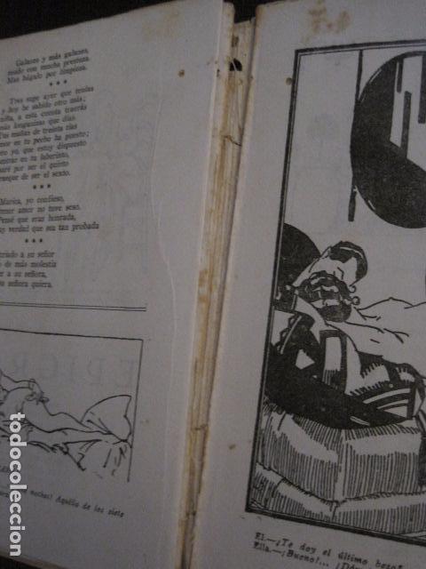 Libros antiguos: ALMANAQUE LA NOVELA PICARESCA - AÑO 1927 - EROTICA·MUY ILUSTRADO.-VER FOTOS -(V-12.702) - Foto 13 - 104067043