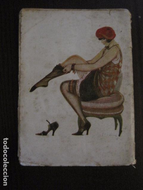 Libros antiguos: ALMANAQUE LA NOVELA PICARESCA - AÑO 1927 - EROTICA·MUY ILUSTRADO.-VER FOTOS -(V-12.702) - Foto 14 - 104067043