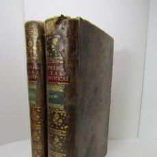 Libros antiguos: LAS EROTICAS DE VILLEGAS 1774 1ª ED. TRADUCCION DE BEOCIO. Lote 104364387