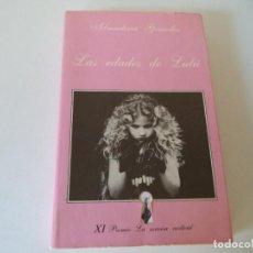 Libros antiguos: LAS EDADES DE LULÚ.ALMUDENA GRANDES.. Lote 104892443