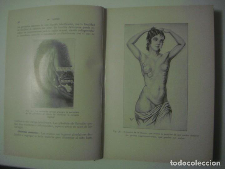 Libros antiguos: LIBRERIA GHOTICA. DOCTOR VANDER. GUIA DEL PROBLEMA SEXUAL.1933.220 ILUSTRACIONES Y 18 LAMINAS COLOR - Foto 4 - 105932583