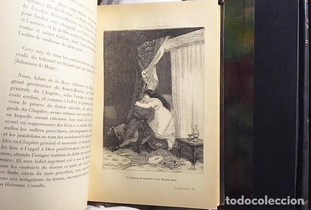 Libros antiguos: Balzac : Les contes drolatiques. (1902. Cuentos droláticos, ilustrados por Wagrez) (2 vol. - Foto 3 - 108327363