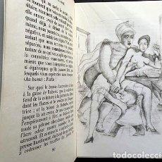 Libros antiguos: KLOSSOWSKI : ROBERTE CE SOIR. (ILLUSTRÉ PAR L´AUTEUR. MINUIT, 1959. TIRADA NUMERADA... ERÓTICA. Lote 108379499