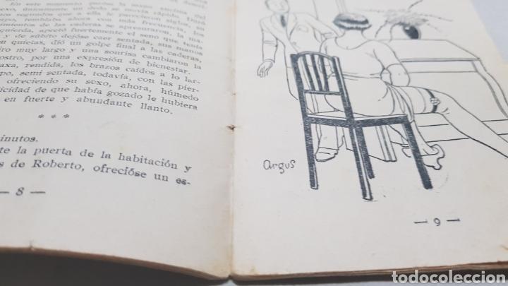 Libros antiguos: La novela picara . El abejorro de Roberto , por leopar . 25 cts . Numero 68 - Foto 4 - 113032131