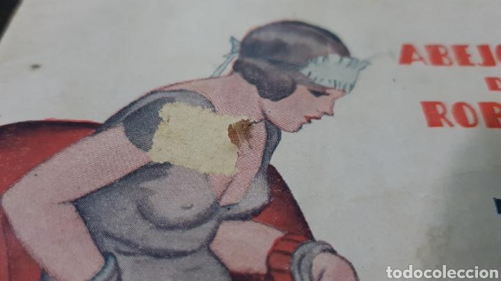 Libros antiguos: La novela picara . El abejorro de Roberto , por leopar . 25 cts . Numero 68 - Foto 5 - 113032131