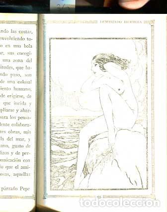 Libros antiguos: Demasiado hermosa - La maldita Carne - Erotica - Galante - - Foto 3 - 113620371