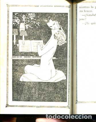 Libros antiguos: Demasiado hermosa - La maldita Carne - Erotica - Galante - - Foto 5 - 113620371