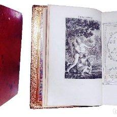 Libros antiguos: LES PLAISIRS DE L'AMOUR OU RECUEIL DE CONTES, HISTOIRES & POËMES GALANS. APOLLON, 1782 (3 VOLS.). Lote 114048135