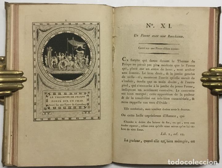 Libros antiguos: MONUMENS DU CULTE SECRET DES DAMES ROMAINES, D'APRÈS UNE SUITE DE PIERRE GRAVÉES SOUS LEUR REGNE. - - Foto 4 - 114799446