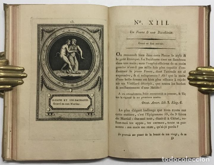 Libros antiguos: MONUMENS DU CULTE SECRET DES DAMES ROMAINES, D'APRÈS UNE SUITE DE PIERRE GRAVÉES SOUS LEUR REGNE. - - Foto 5 - 114799446
