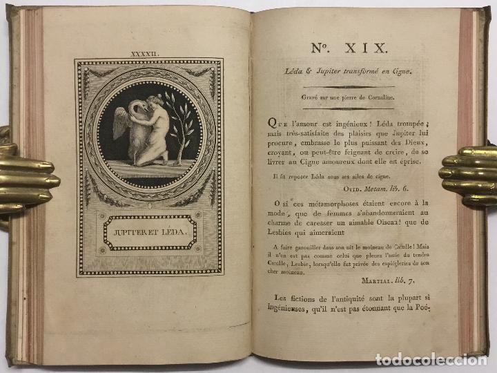 Libros antiguos: MONUMENS DU CULTE SECRET DES DAMES ROMAINES, D'APRÈS UNE SUITE DE PIERRE GRAVÉES SOUS LEUR REGNE. - - Foto 6 - 114799446