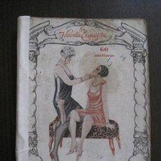 Libros antiguos: LA NOVELA EXQUISITA- UN CASINO DE ALTO RANGO - NUM 80 -VER FOTOS - (V-14.031). Lote 116463099