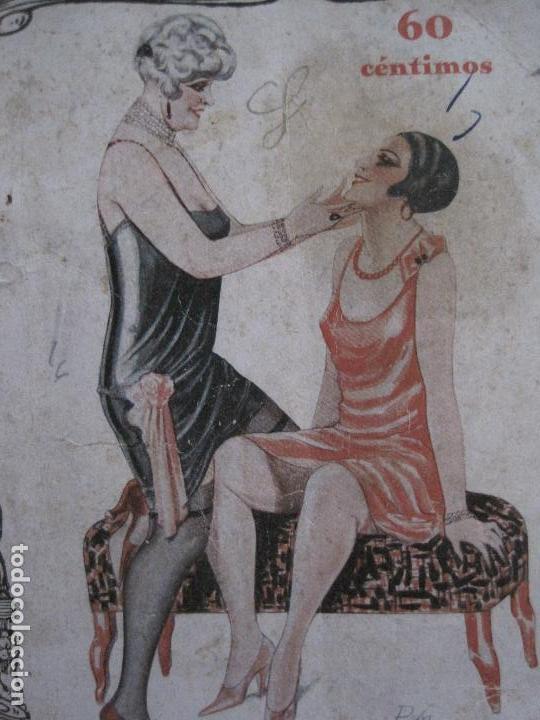 Libros antiguos: LA NOVELA EXQUISITA- UN CASINO DE ALTO RANGO - NUM 80 -VER FOTOS - (V-14.031) - Foto 2 - 116463099